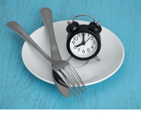 Intermittent fasting, nutrition, weight loss, gut health