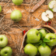 Gut health apples pectin